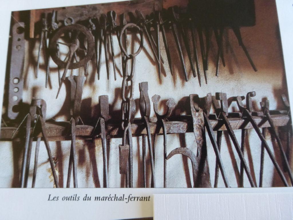 Outils de Maréchal-Ferrant