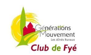 Générations Mouvement Les Ainés Ruraux club de Fyé