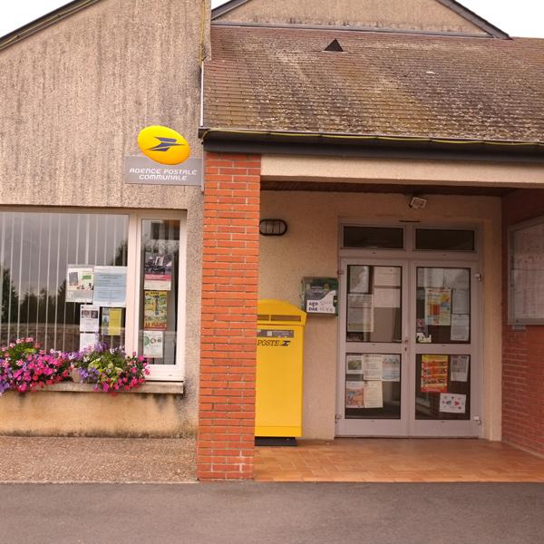 Photo de la poste de la commune de Fyé